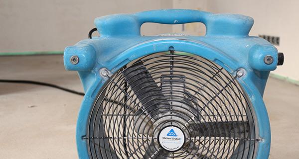 Ventilatoren ohne Entfeuchtungsgeräte