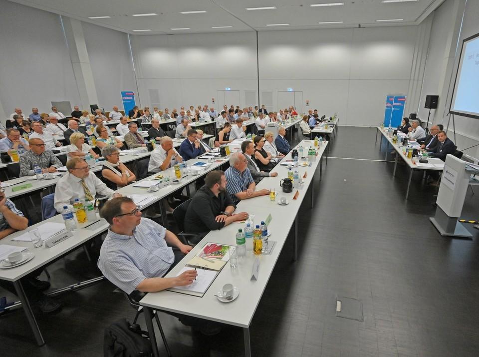 Vollversammlung der Handwerkskammer Ostwestfalen-Lippe zu Bielefeld