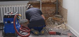 Sanitär- und Heizungstechnik